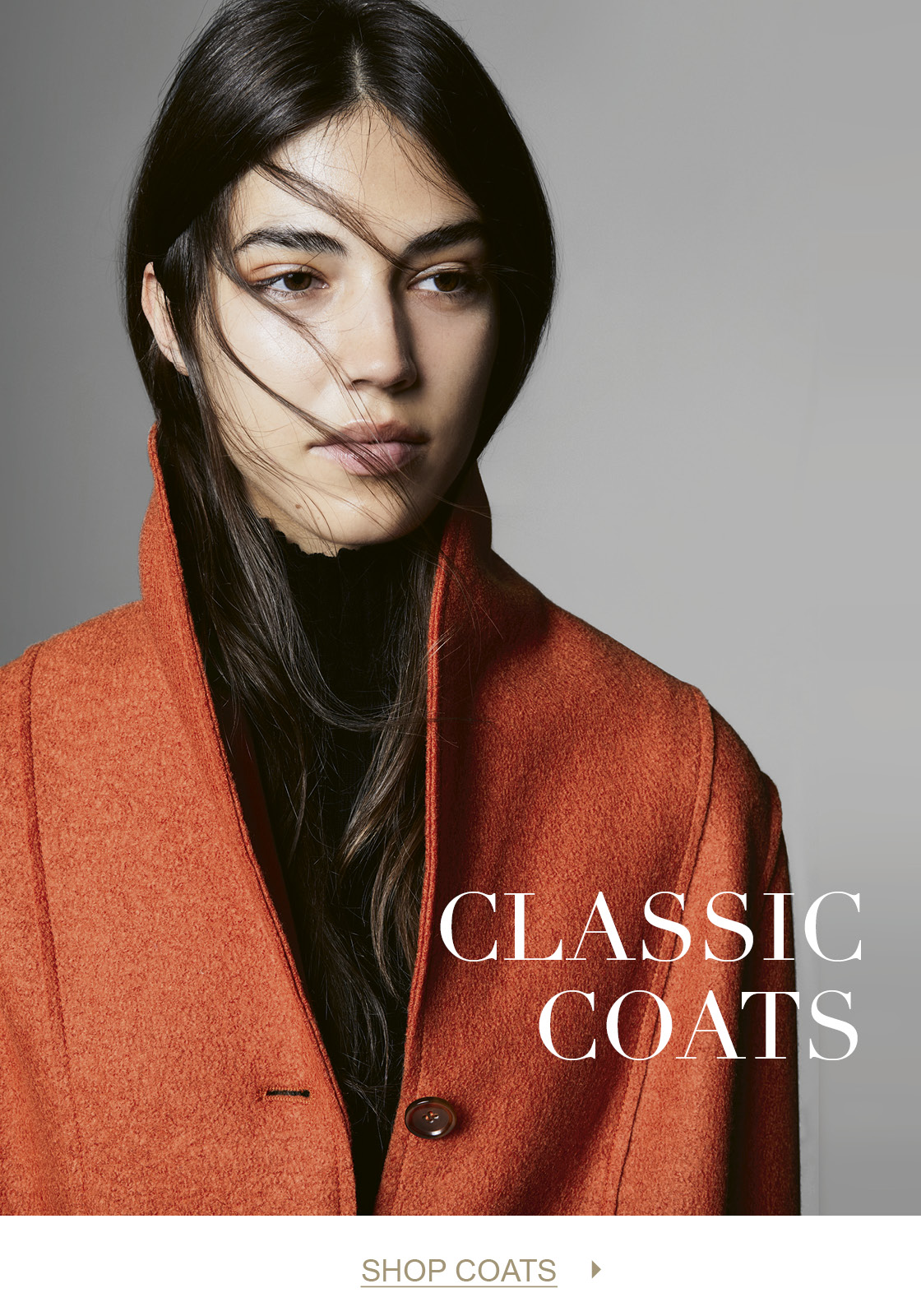 Shop our classic coats!