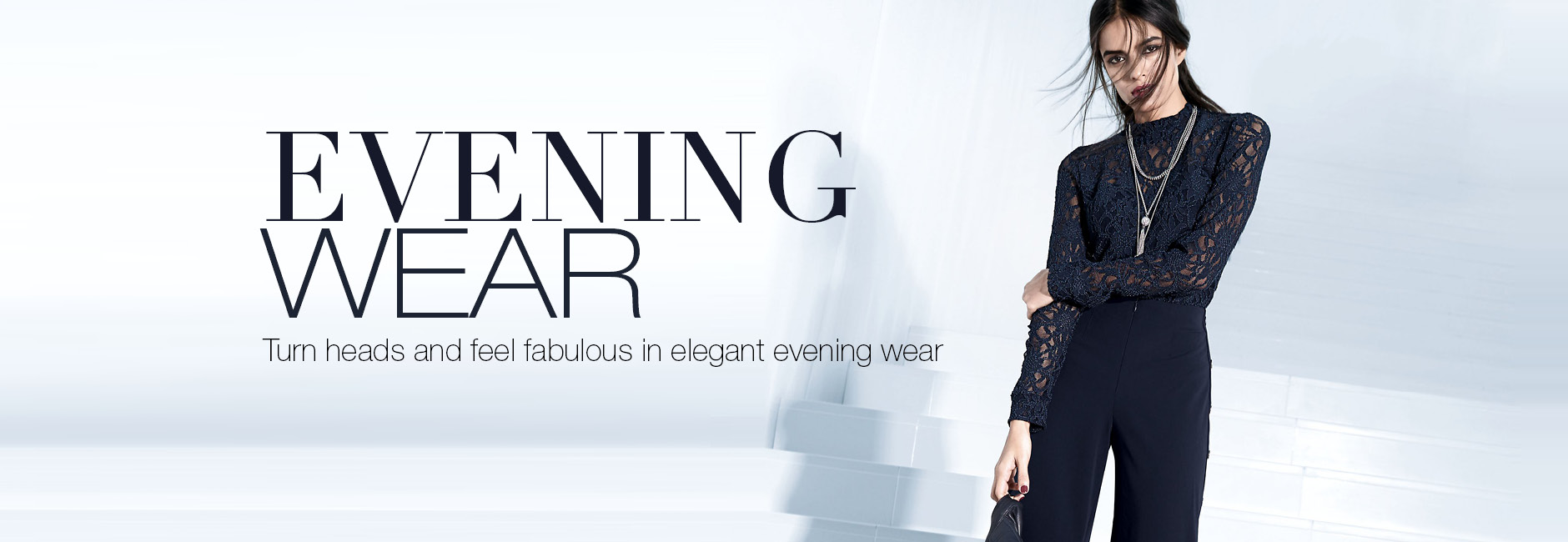 Shop evening wear