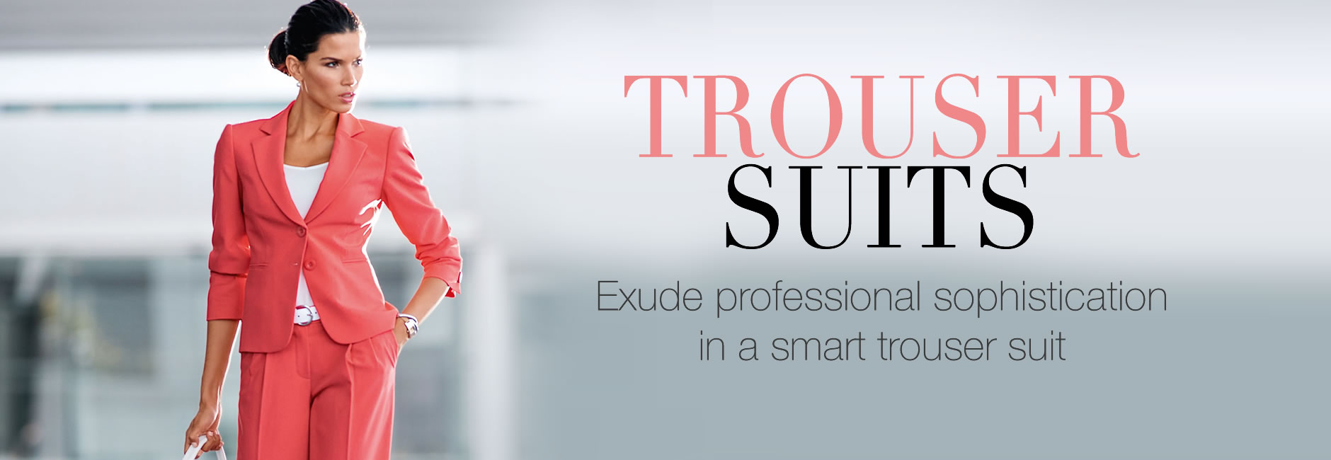 Shop trouser suits