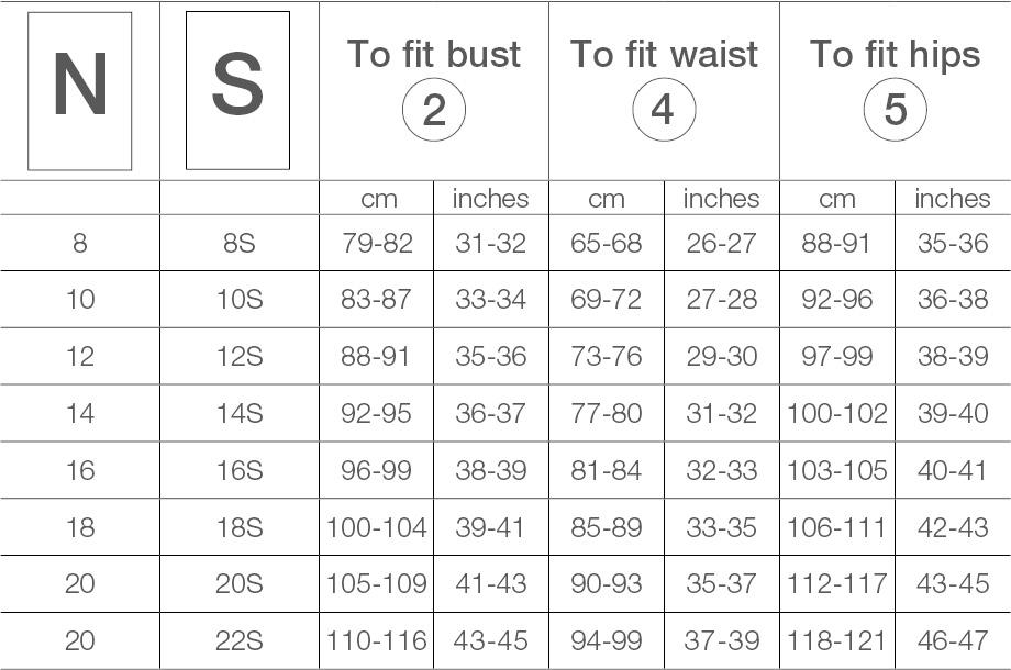 a578b87b5b0  If you re not sure how to measure your body